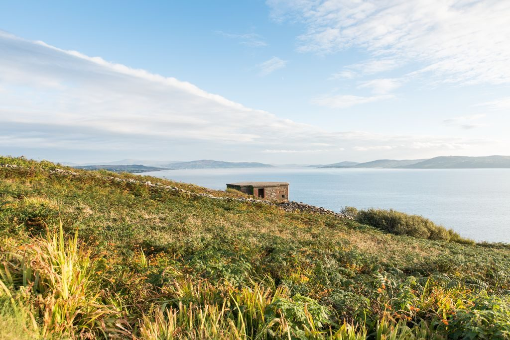 Dunree Fort, Inishowen, Co. Donegal