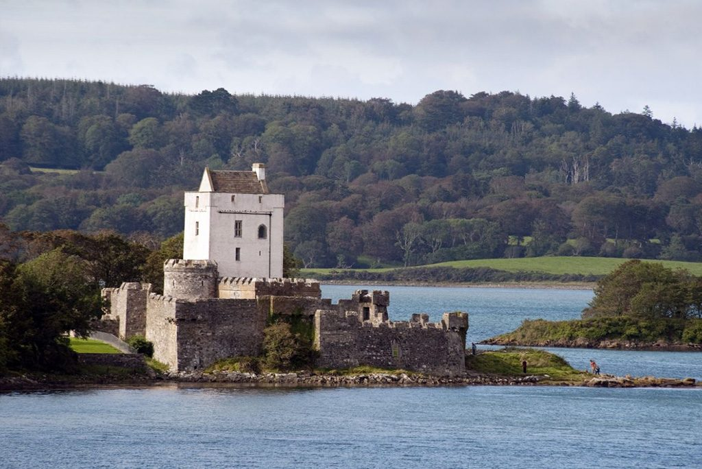 Doe Castle, Co. Donegal