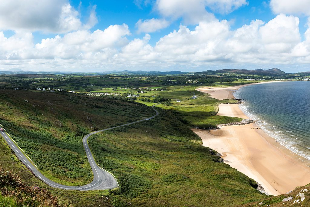 Ballymastocker Bay, Co. Donegal
