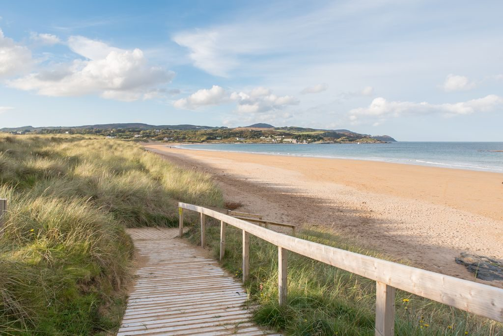 Culdaff Beach, Inishowen Peninsula, Co. Donegal