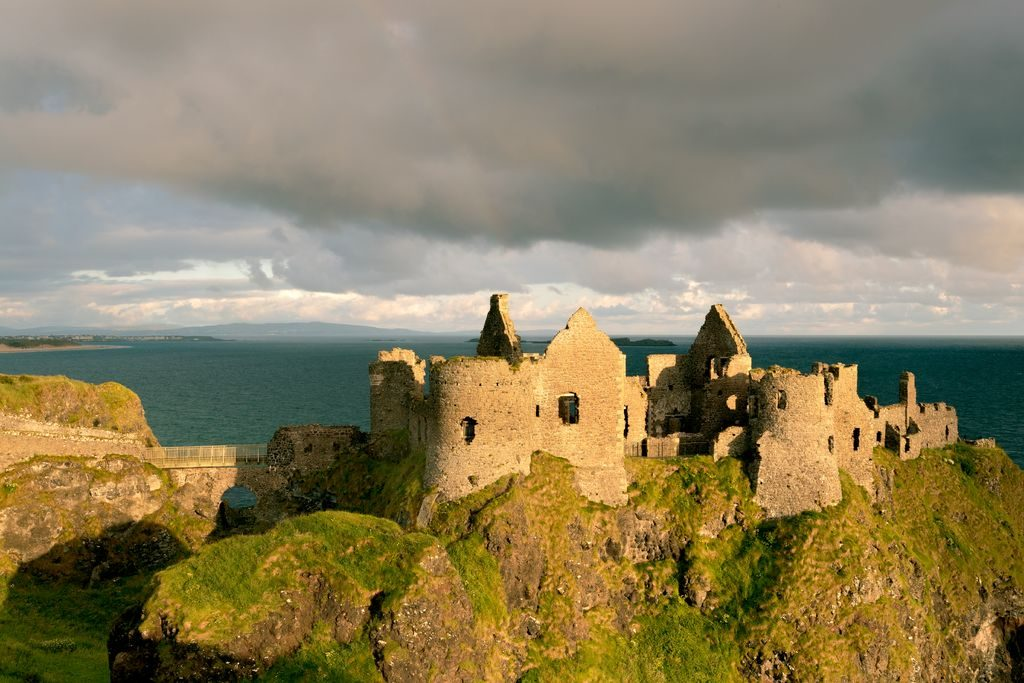 Dunluce Castle, Co. Antrim