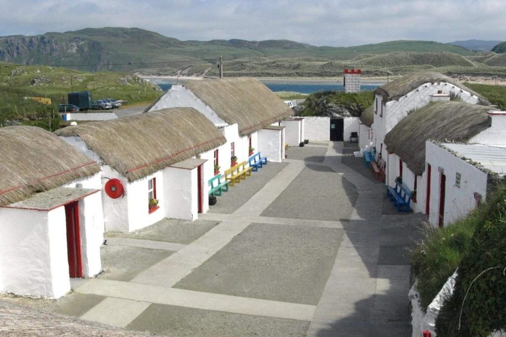 Doagh Famine Village, Inishowen, Co. Donegal