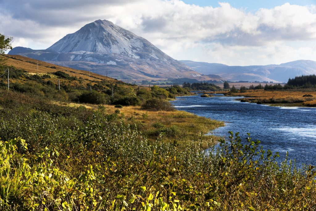 Mount Errigal, Co. Donegal