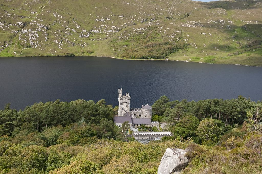 Glenveagh Castle and National Park, Co. Donegal