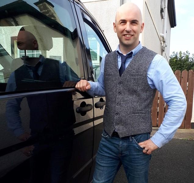 Chauffeur Henry Doohan