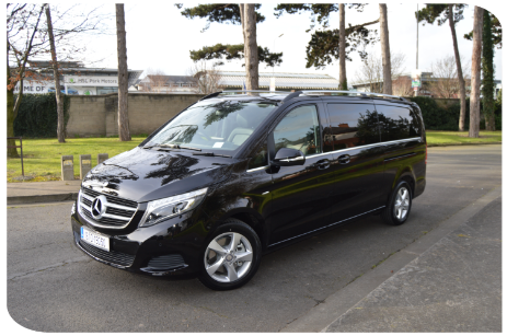 Mercedes V Class 8 seater