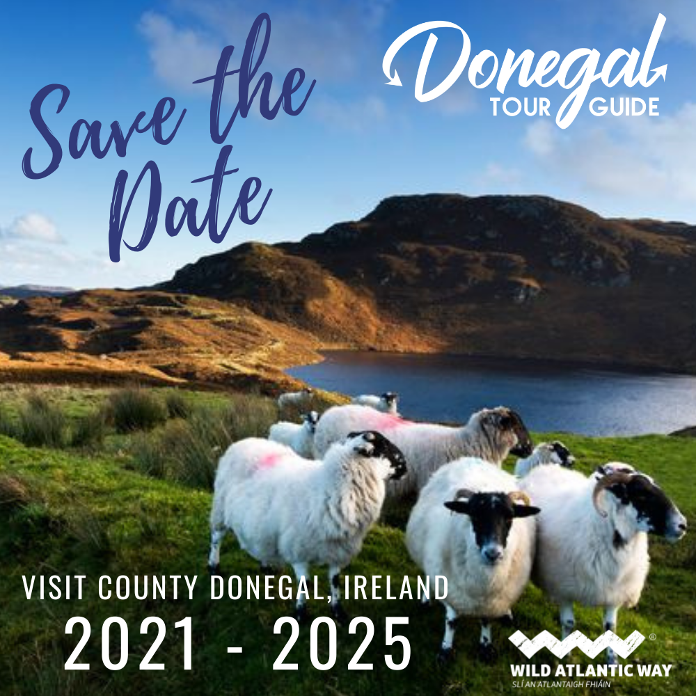 Donegal Tour Guide Gift Vouchers